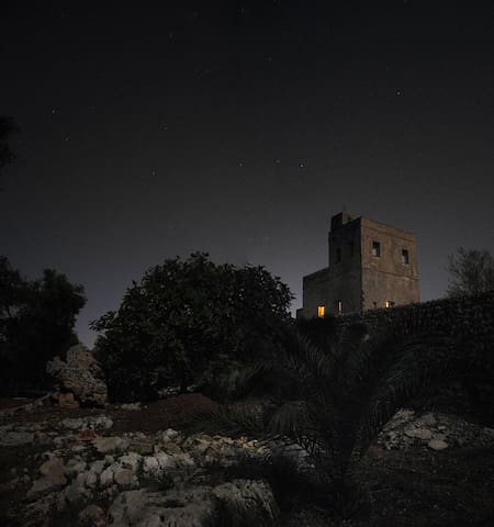 "Salento, ""Il Fortino"" Ancient Tower - Ugento - อพาร์ทเมนท์"