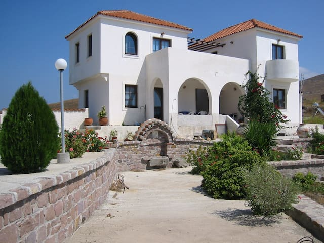 Villa Anastasia Lesbos Studio 3 - Sigri - Rumah