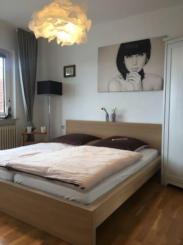 schöne 2 Zimmer Wohnung in der City