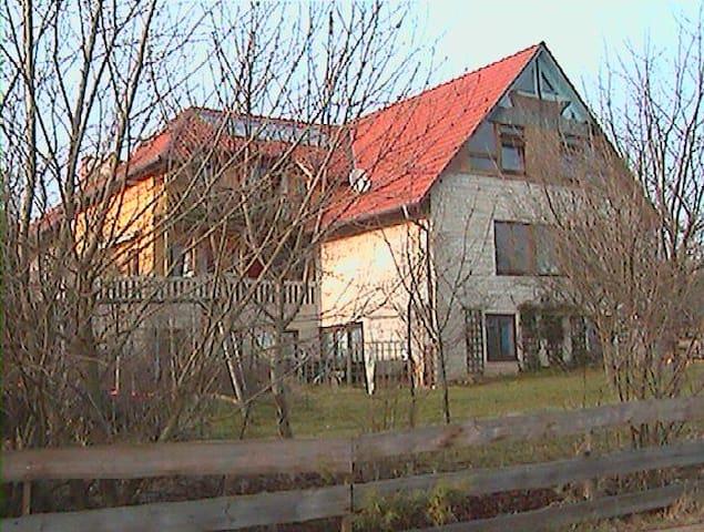 gemütlich helles Zimmer 15 Automin vom Nordcampus - Seeburg - Apartment