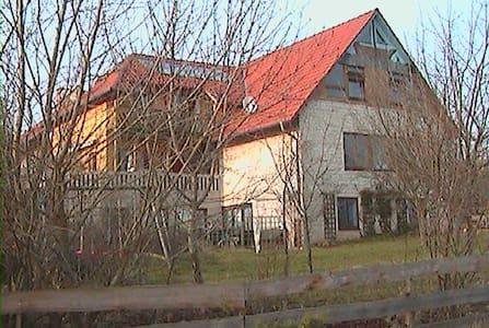 gemütlich helles Zimmer 15 Automin vom Nordcampus - Seeburg