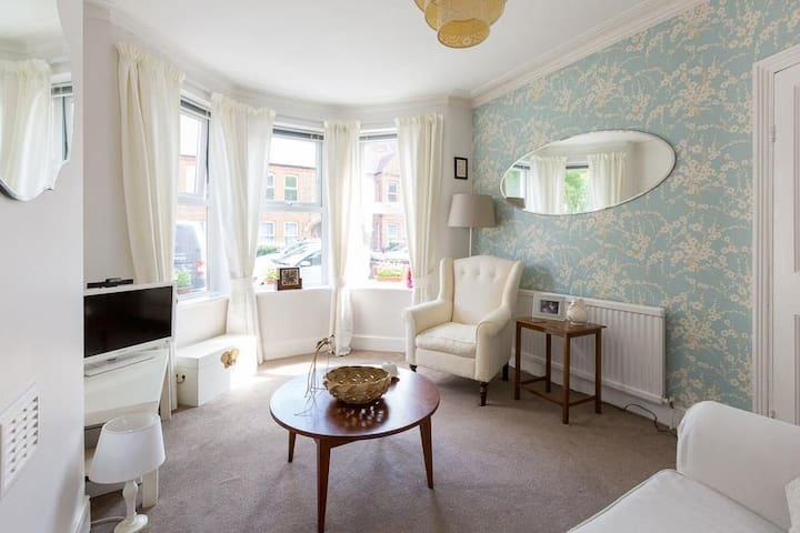 Beautiful flat near peaceful and leafy Lloyds Park - Lontoo