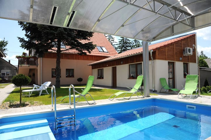 Hévíz Family Wellness Apartment  - Hévíz - Pis