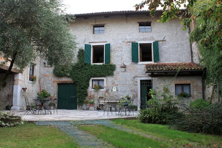 Romantico b&b in un borgo storico - Clauiano - Bed & Breakfast