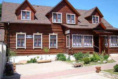 Дом-Усадьба Юрия Никулина, Демидов - Demidov - House
