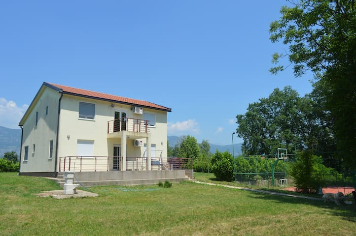 Green-sport friendly near Podgorica - Podgorica - House