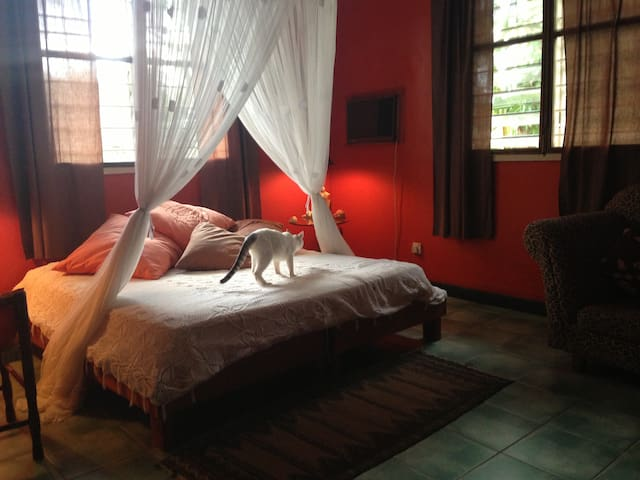 Ground floor rooms in private house, Mbezi Beach. - Dar es Salaam - Dům