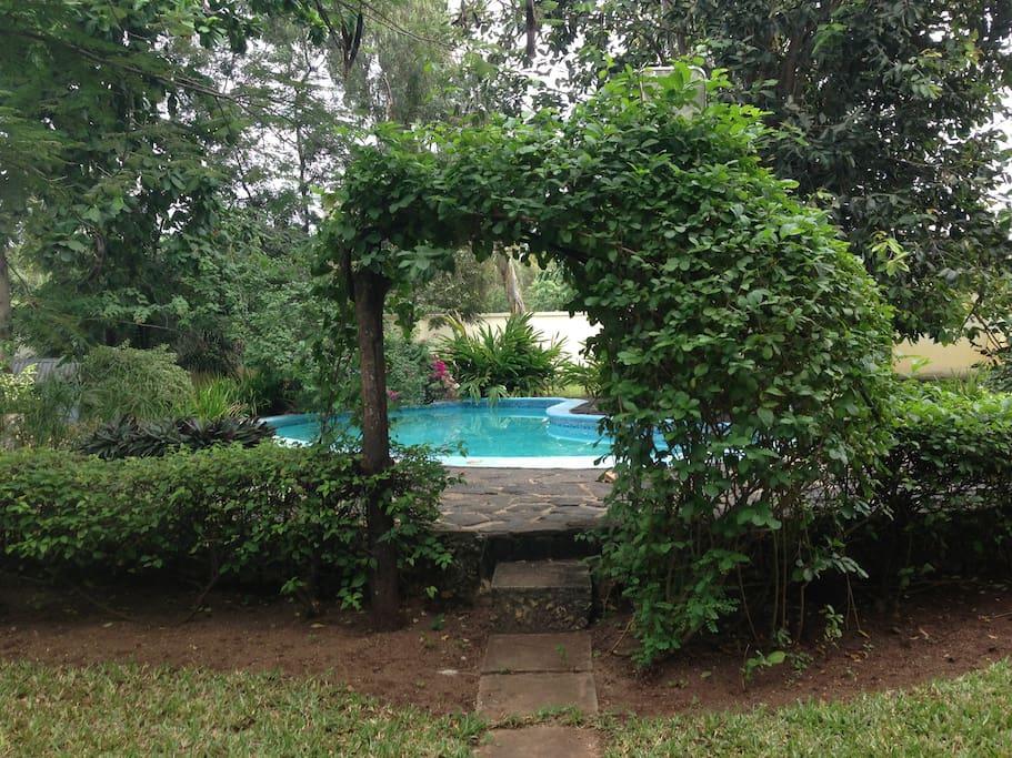 Peaceful Private Rooms And Pool Mbezi Beach Villas For Rent In Dar Es Salaam Dar Es Salaam