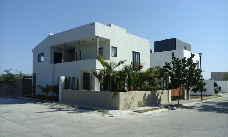 Casa nuevo vallarta alberca privada