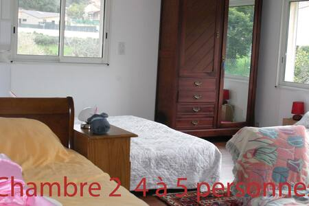 Chambre 2 - Bastelicaccia - วิลล่า