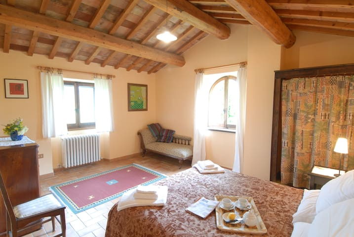 Magic stone cottage in the Marche - Cagli - Ev