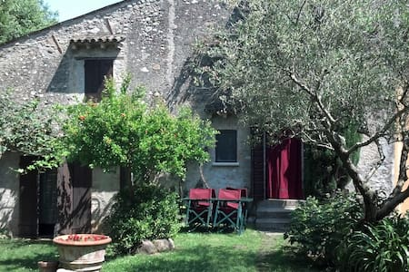 a country house near Garda Lake - Volta Mantovana - Hus
