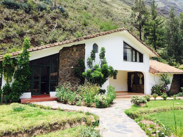 Albergue ecológico en el Valle Sagrado. - Písac - Nature lodge