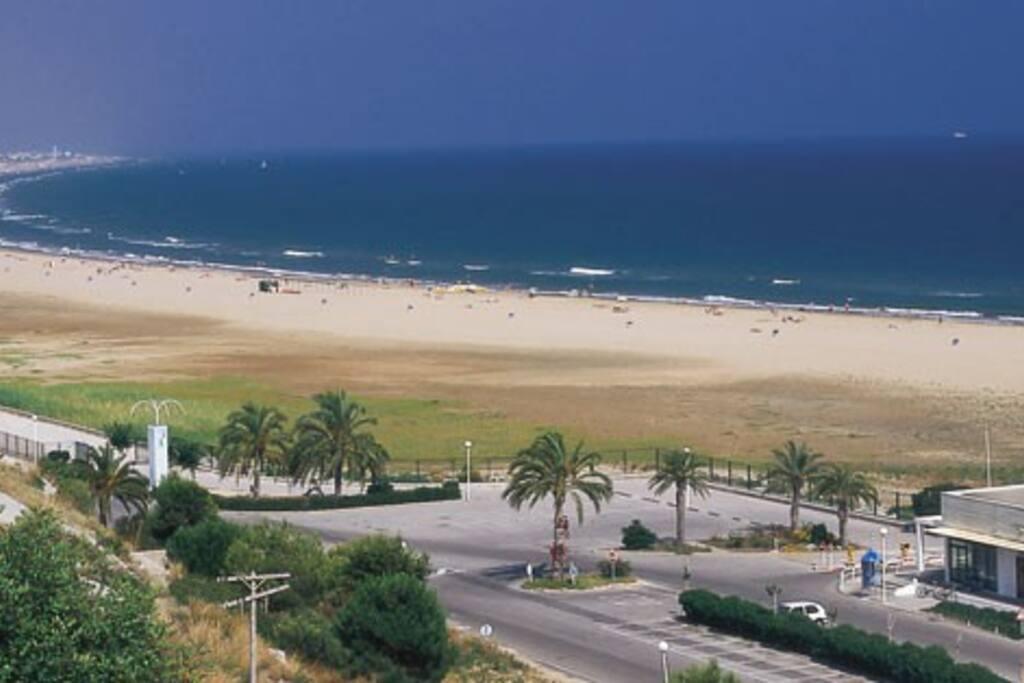 Location Appartement Castelldefels Espagne