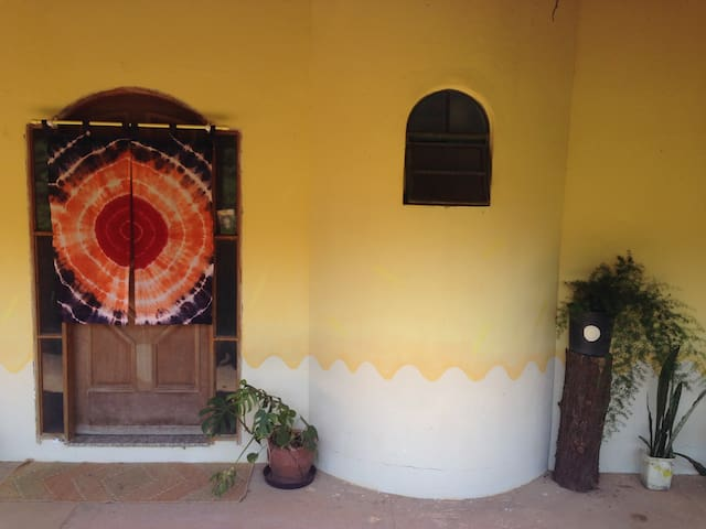 Cozy house in Demétria