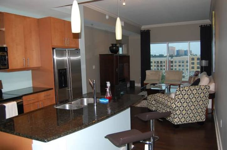 Elegant High-Rise Condo Unit