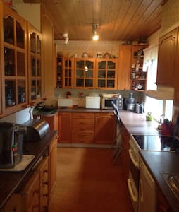 4 bedroom private house in Imatra. - Imatra