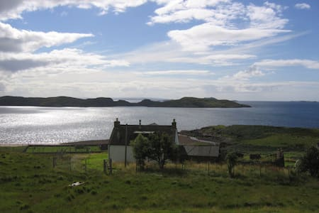 Self catering cottage Summer Isles - Achiltibuie - Hus