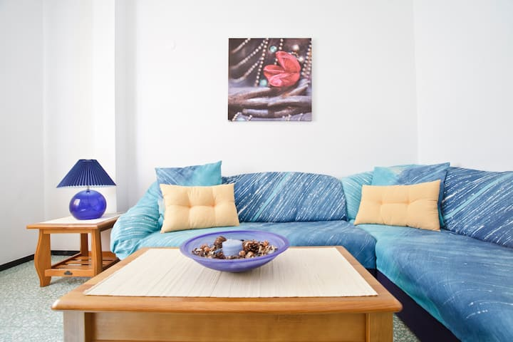 Centric holiday apartment, 75 meter