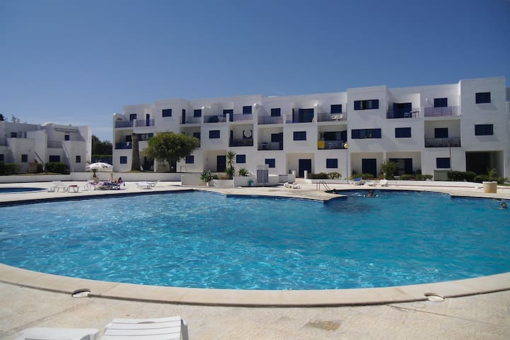 Comfortable flat with swimming pool - Portimão - Apartment