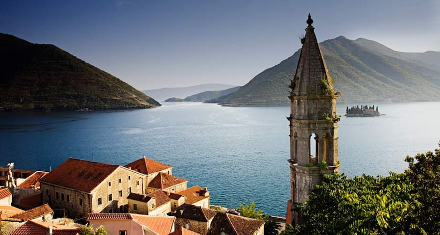 Vacation rentals  Perast Montenegro