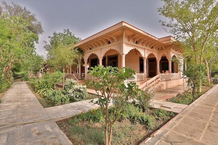 3 Bedroom Villa at The Bagh, Bharatpur