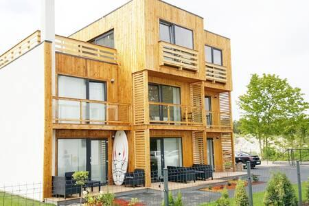 Reset Mielno Apartamenty 2 - 150m do morza