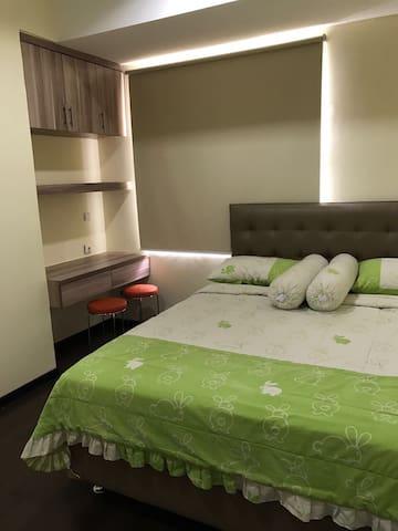 Silkwood Apprt  2 units,Alam Sutera - Tangerang - Apartment