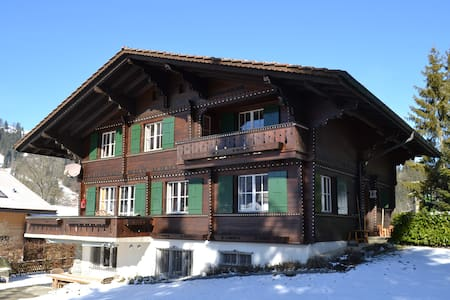 Chalet Mamis (9 pers.) - Chalet