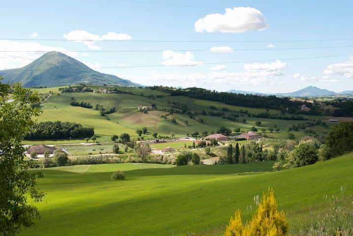 Casina Malò nella terra dei Duchi - Province of Macerata - บ้าน