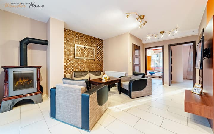 Apartamenty Wonder Home - Mandarynka