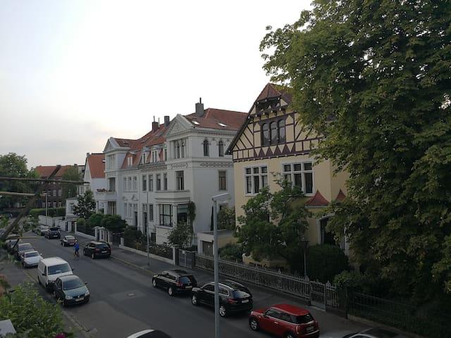 Hannover Herrenhausen, Leibniz Universität /Gärten
