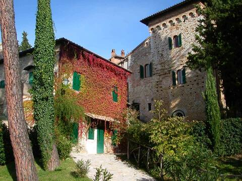 Apartment in hamlet of XII century apt n°4