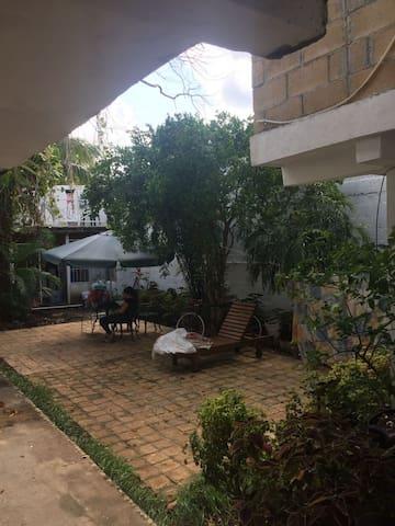 Aparta studio en centro ciudad - San Miguel de Cozumel - Flat