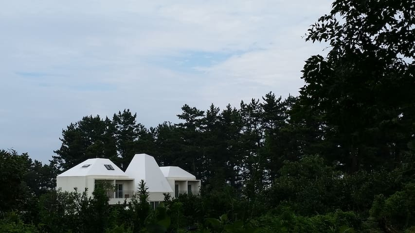 리트릿 하우스 영혼의 친구(Spirital Friend) - Jeju-si - House