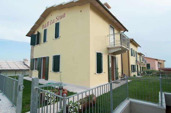 Accoglienti camere stile tirolese - Erbezzo - Pis