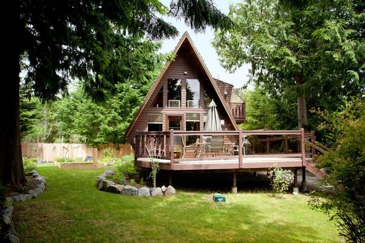 Browning Cottage on Sunshine Coast - Sechelt - Cabane