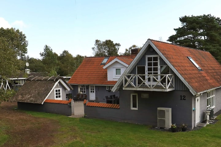 8 person holiday home in Hals
