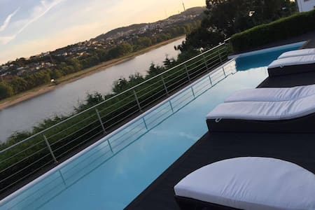 The Douro River House - Oporto