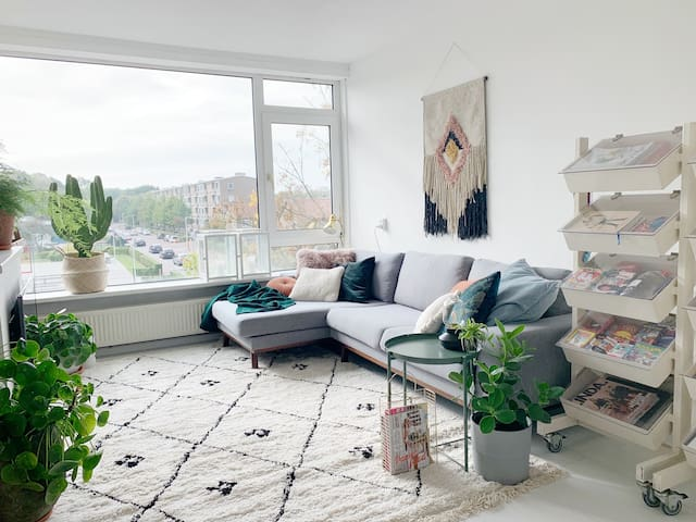 Modernized apartment!