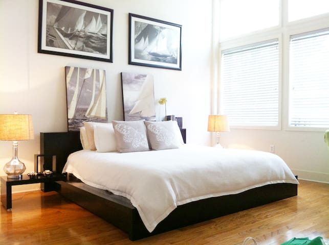 Luxury Waterfront Apartment - Jersey City - Pis