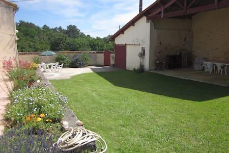 Maison à la campagne en Périgord - Faux - Haus