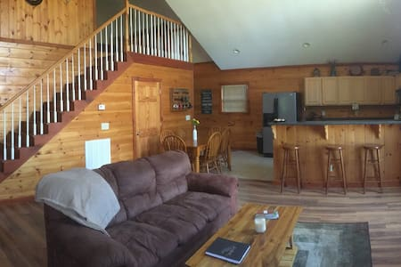 The Cabin at the Willows - Maryville - Cabaña