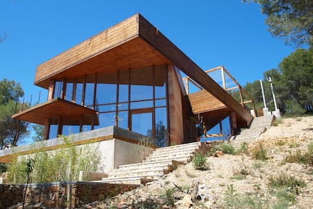 Sustainable House 15 min. Sitges - Olivella - Дом