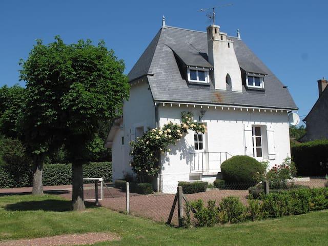 Petite Roffa, in a green setting - Chouzy-sur-Cisse - Haus