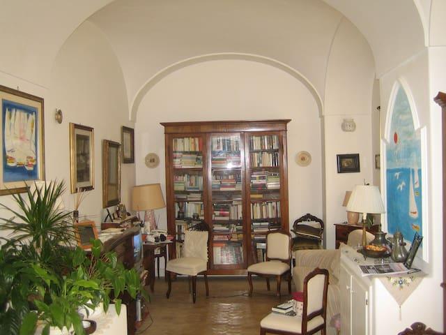 ANACAPRI HISTORIC TOWN CENTRE - Anacapri - Huoneisto