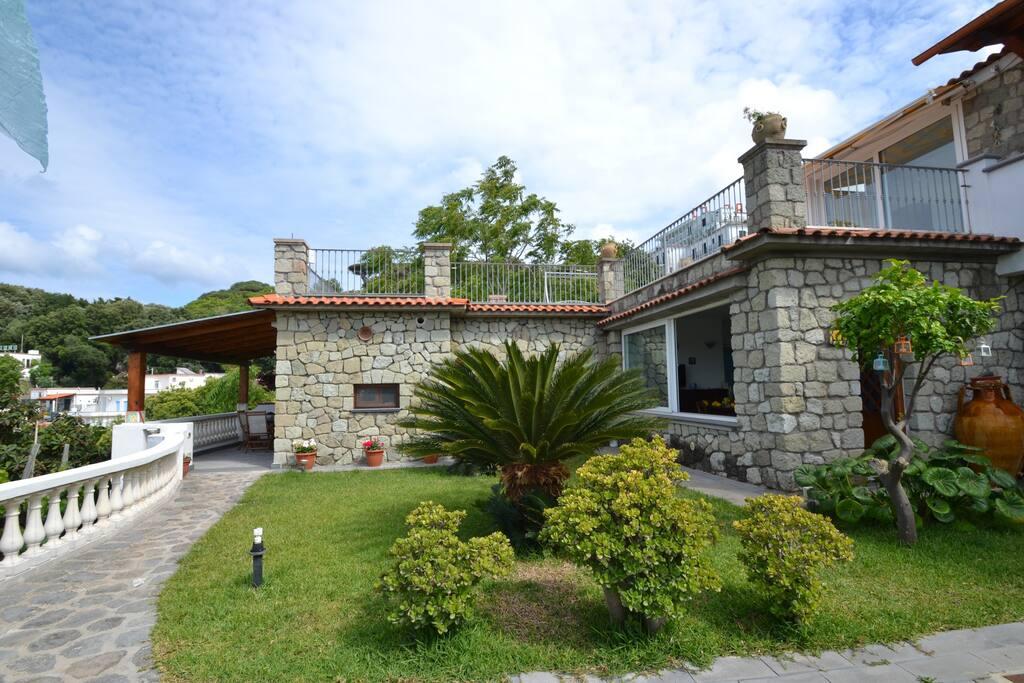 Ischia case vacanze appartementen te huur in ischia for Casa vacanza ischia