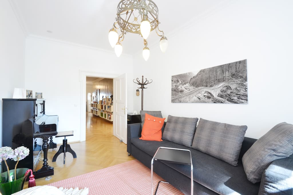 Bed & Breakfast München Schwabing - Apartments for Rent in Munich, Bavaria, Germany