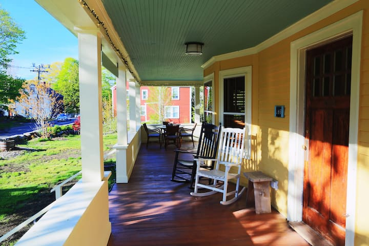 Front Porch for Guests