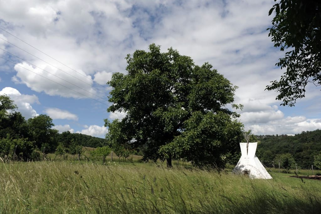 Your tipi accommodation
